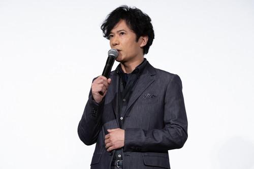 稲垣吾郎『海獣の子供』 初日舞台挨拶