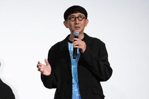 渡辺歩監『海獣の子供』 初日舞台挨拶