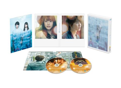 「フォルトゥナの瞳」Blu-ray豪華版 展開図