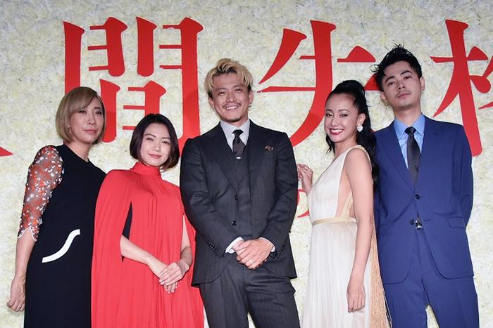 小栗旬、太宰役に「嫌いにならないでください(笑)」映画「人間失格」ジャパンプレミアイベント