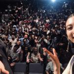三吉彩花、矢口史靖監督登壇、NYジャパン・カッツ『ダンスウィズミー』試写会イベント