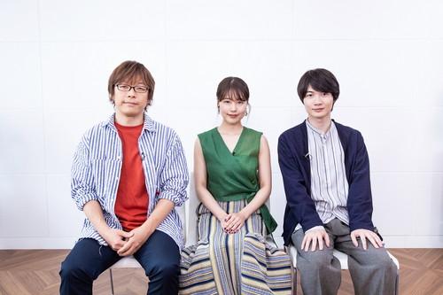 『フォルトゥナの瞳』神木隆之介、有村架純、三木孝浩監督スペシャルコメンタリー