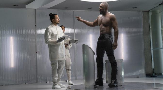『ワイルド・スピード/スーパーコンボ』イドリス・エルバ演じる、シリーズ史上最恐最悪の敵ブリクストンの映像到着