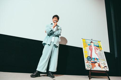 『今日も嫌がらせ弁当』佐藤寛太トークショー