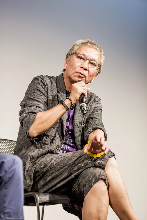 三池崇史監督『新宿黒社会 チャイナ・マフィア戦争』トークイベント