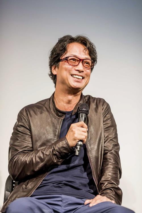 椎名桔平『新宿黒社会 チャイナ・マフィア戦争』トークイベント