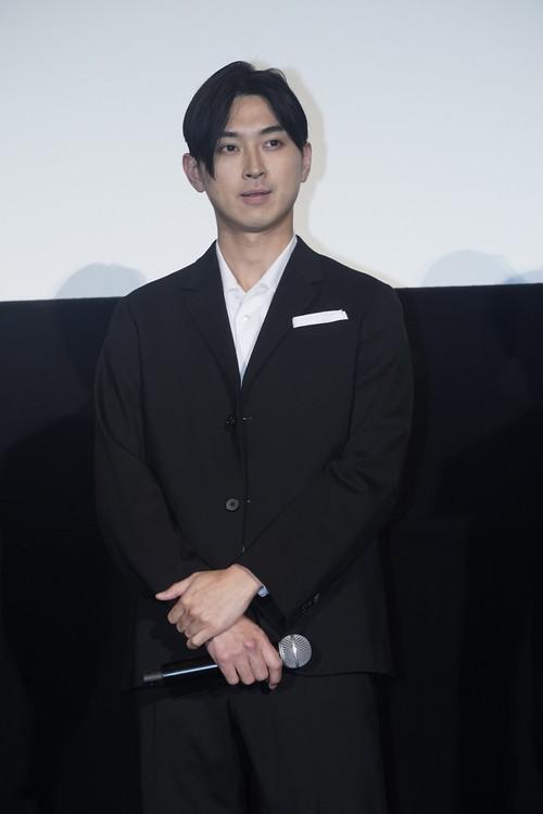 松田翔太『東京喰種【S】』大ヒット御礼舞台挨拶