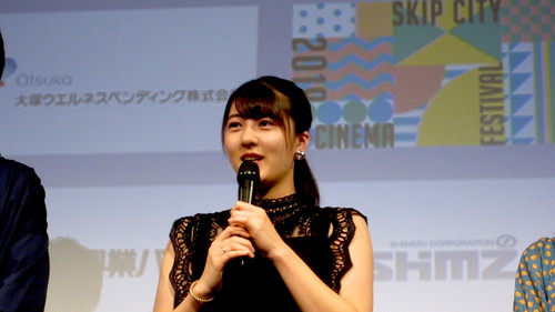 『歩けない僕らは』宇野愛海 SKIPシティ国際Dシネマ映画祭2019