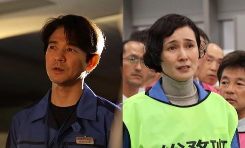 『Fukushima 50』吉岡秀隆、安田成美