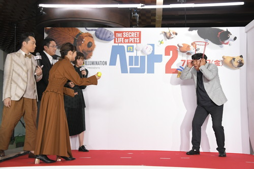 ペット2_ジャパンプレミア
