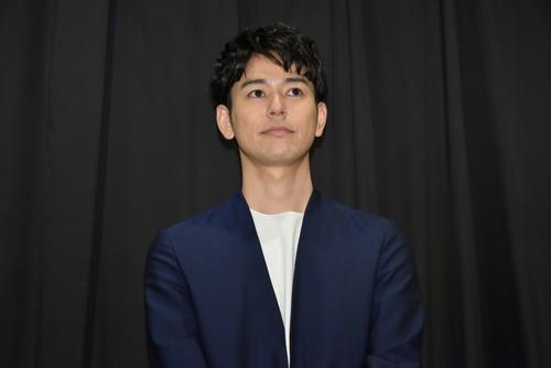 映画『パラダイス・ネクスト』公開記念舞台挨拶‗妻夫木聡