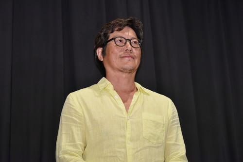 映画『パラダイス・ネクスト』公開記念舞台挨拶‗豊川悦司