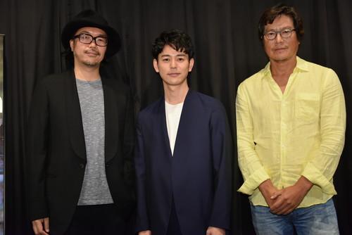 映画『パラダイス・ネクスト』公開記念舞台挨拶