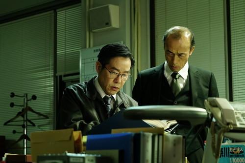 映画『見えない目撃者』田口トモロヲと酒向芳