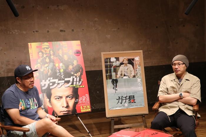 江口カン監督『めんたいぴりり』から『ザ・ファブル』まで語った『活弁シネマ倶楽部』