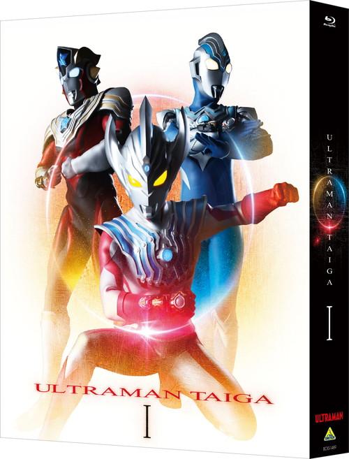 『ウルトラマンタイガ』Blu-ray BOX