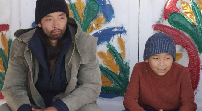 森山未來 主演作日本・カザフスタン合作映画『オルジャスの白い馬』来年1月公開決定!