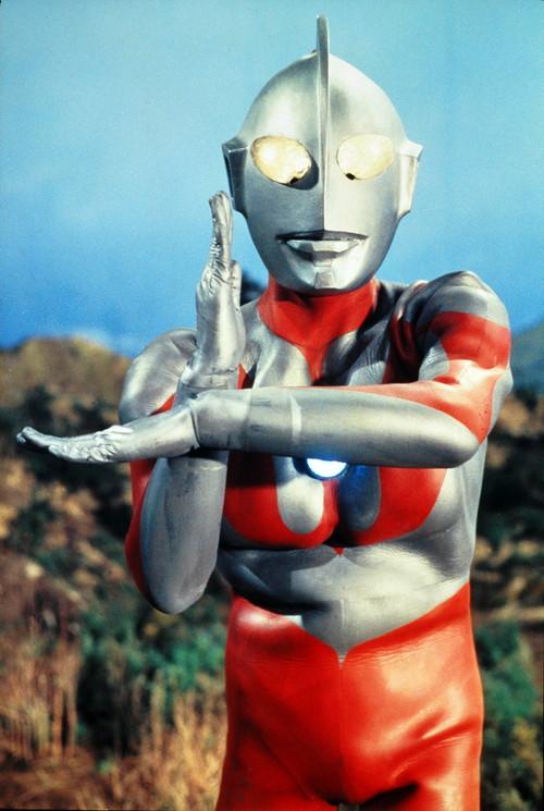 『ウルトラマン(1966年放送)』©円谷プロ