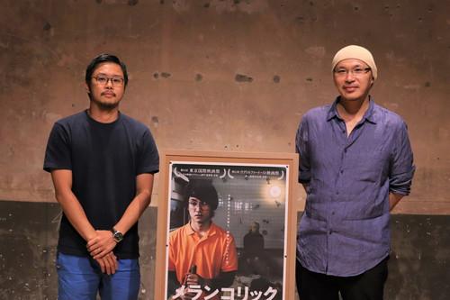 『メランコリック』 田中征爾監督x森直人「活弁シネマ倶楽部」