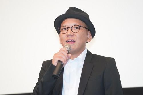 『宮本から君へ』完成披露舞台挨拶 _真利子哲也監督