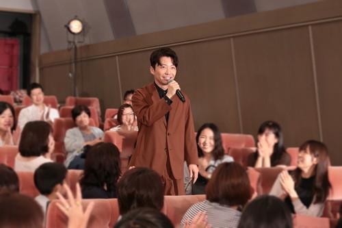 星野源『引っ越し大名!』公開直前イベント