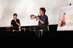『旅のおわり世界のはじまり』 前田敦子と黒沢清監督が《凱旋》舞台挨拶