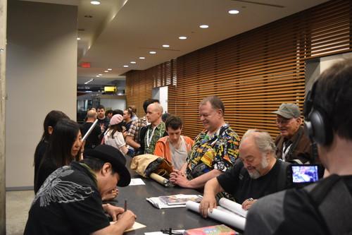 【牙狼〈GARO〉-月虹ノ旅人】ファンタジア国際映画祭レポート