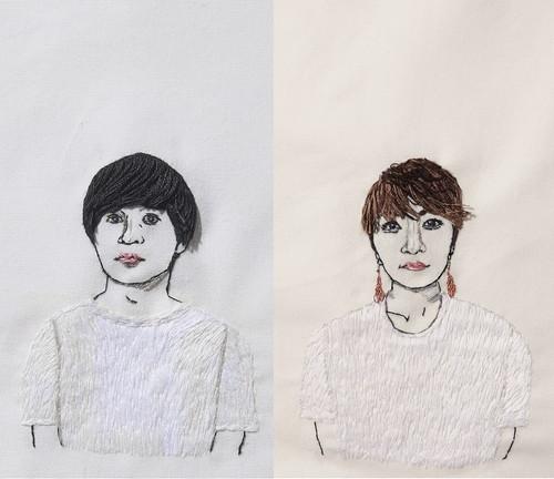 小出祐介x福岡晃子『ゴーストマスター』