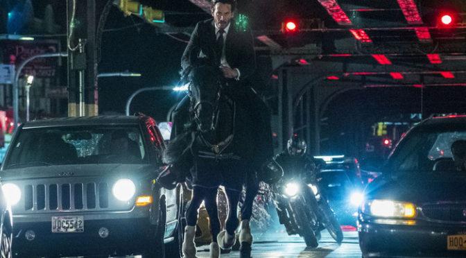 殺し屋を始末する殺し屋の復讐劇キアヌ・リーブス『ジョン・ウィック:パラベラム』日本版予告編到着!
