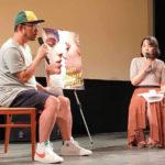 『HOT SUMMER NIGHTS』辛酸なめ子、宇野維正公開記念トークイベント