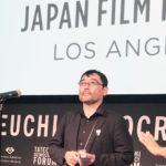 映画『銃』 第14回ロサンゼルス日本映画祭にて武監督 最優秀監督賞を受賞