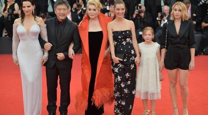 是枝裕和監督『真実』第76回ヴェネチア国際映画祭レポート