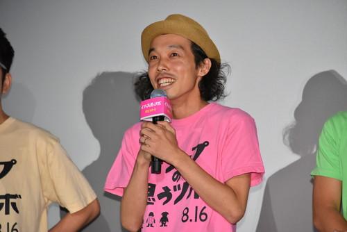 上田慎一郎監督『イソップの思うツボ』初日舞台挨拶