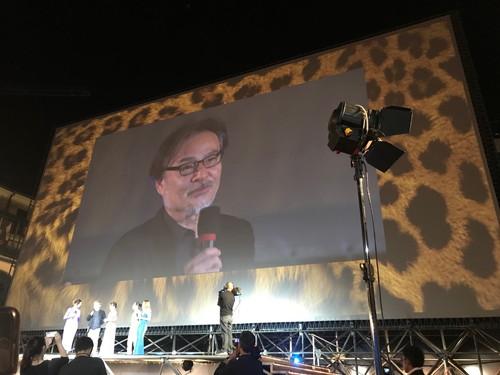 前田敦子・黒沢清監督・『旅のおわり世界のはじまり』ロカルノ国際映画祭 (5)