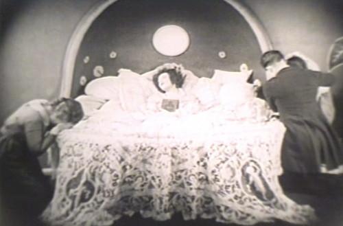 映画『カツベン!』椿姫モノクロ(1921年版)