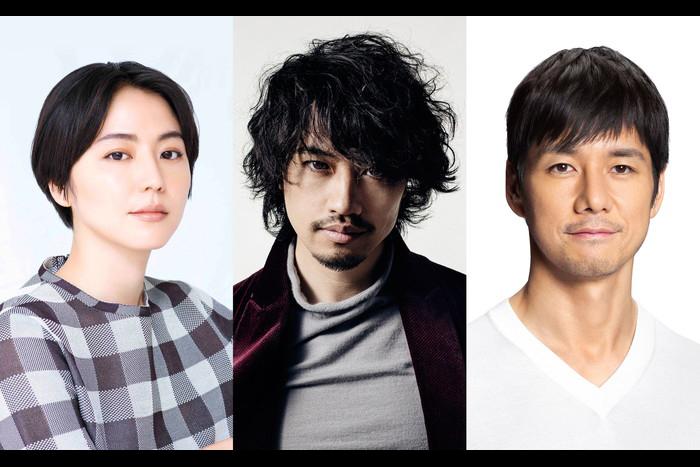 映画『シン・ウルトラマン』斎藤工・長澤まさみ・西島秀俊