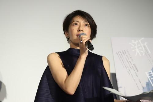 映画『新聞記者』高橋純子