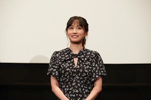 前田敦子 映画『葬式の名人』完成披露