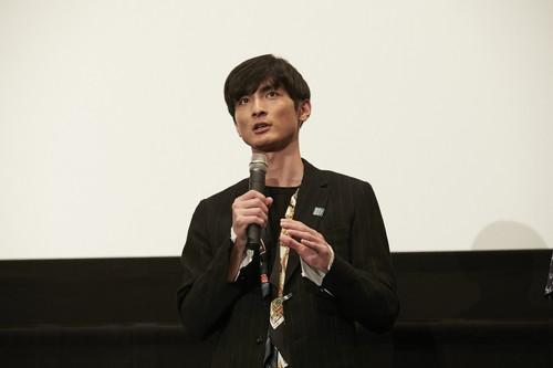 高良健吾 映画『葬式の名人』完成披露