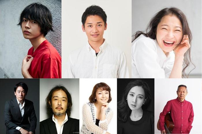 池田エライザ初監督『夏、至るころ』キャスト