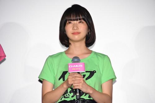 石川瑠華『イソップの思うツボ』初日舞台挨拶