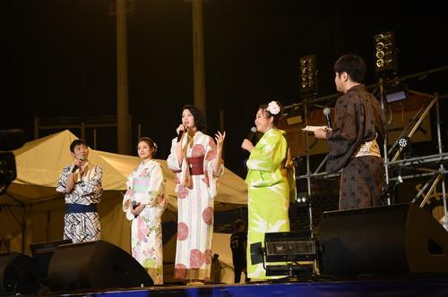 『ダンスウィズミー』神宮外苑花火大会