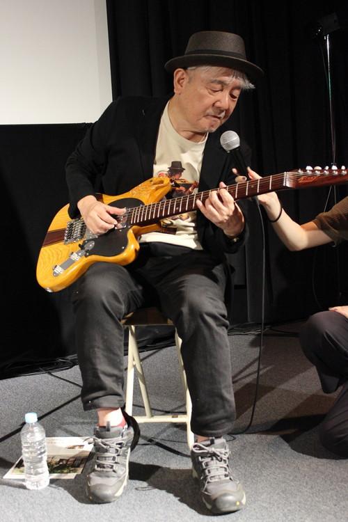 鈴木慶一さん(ミュージシャン/ムーンライダーズ)『カーマイン・ストリート・ギター』公開記念