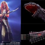 THE ALFEE高見沢俊彦『ESP GODZILLA Takamiy model 』