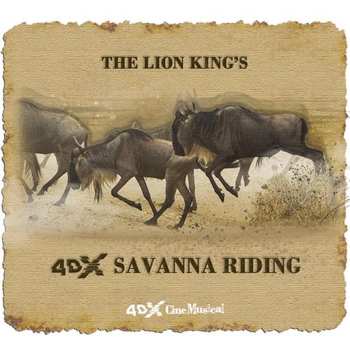 4DX「ライオン・キング」_マジック・サバンナ・ライディング