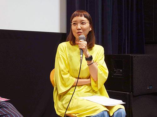 8月13日(火)実施『おしえて!ドクター・ルース』トミヤマユキコ