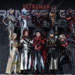 ウルトラマンシリーズの悪役が主役『DARKNESS HEELS~THE LIVE~』相楽伊織・古谷大和ら舞台衣装を着用して集結