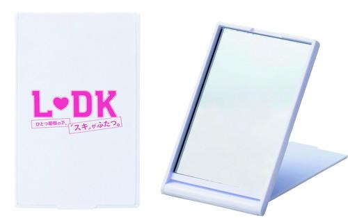 L_DKオリジナルコンパクトミラー
