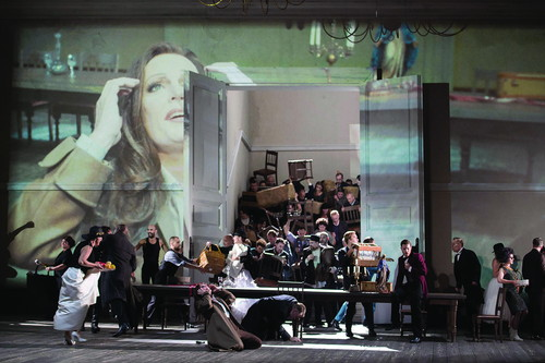 ⑧運命の力_LA FORZA DEL DESTINO. Christoph Loy's new production of La forza del destino (Dutch National Opera) (c) Monika Ritter