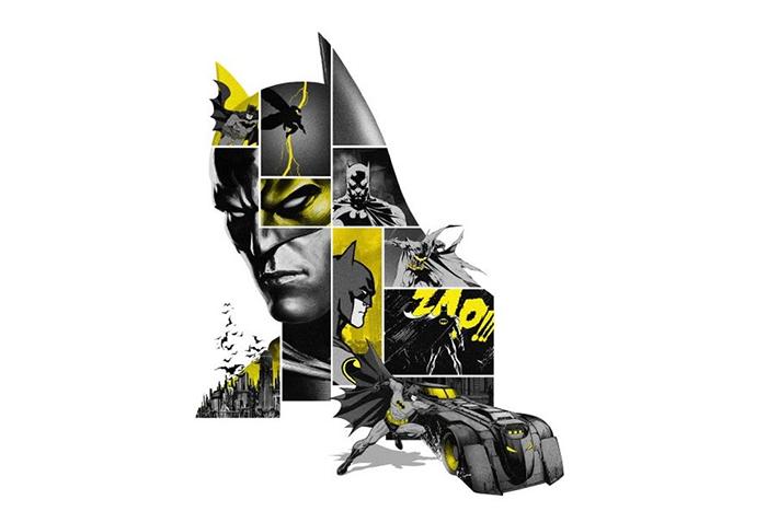 バットマン80周年記念キーアートL